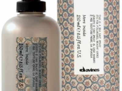 davines saltvandsspray - lækker spray som er drøj i brug