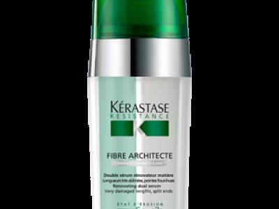 Kérastase fibre architecte - hjælp dit skadede hår.