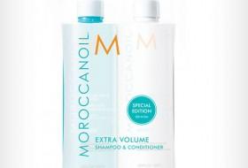 Få lækkert og mere fyldigt hår med MoroccanOil Extra Volume